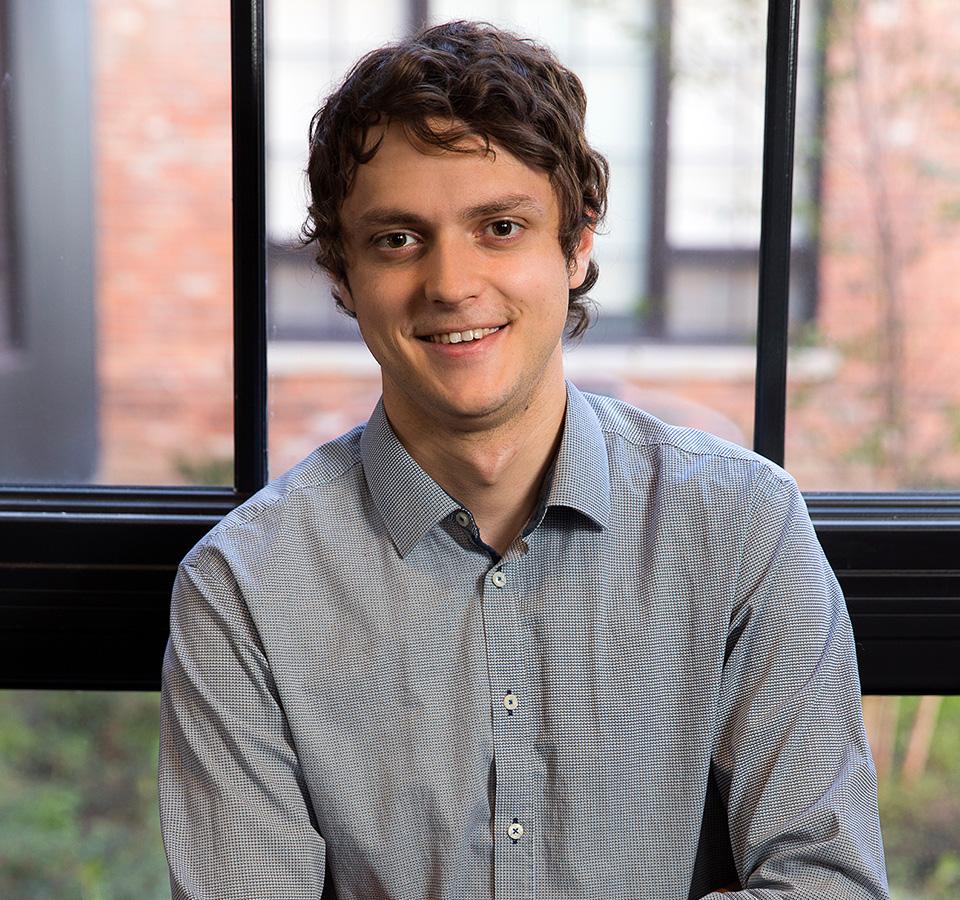 Barrett Fullerton, Senior Web Developer
